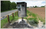 destroyed speed cameras pictures